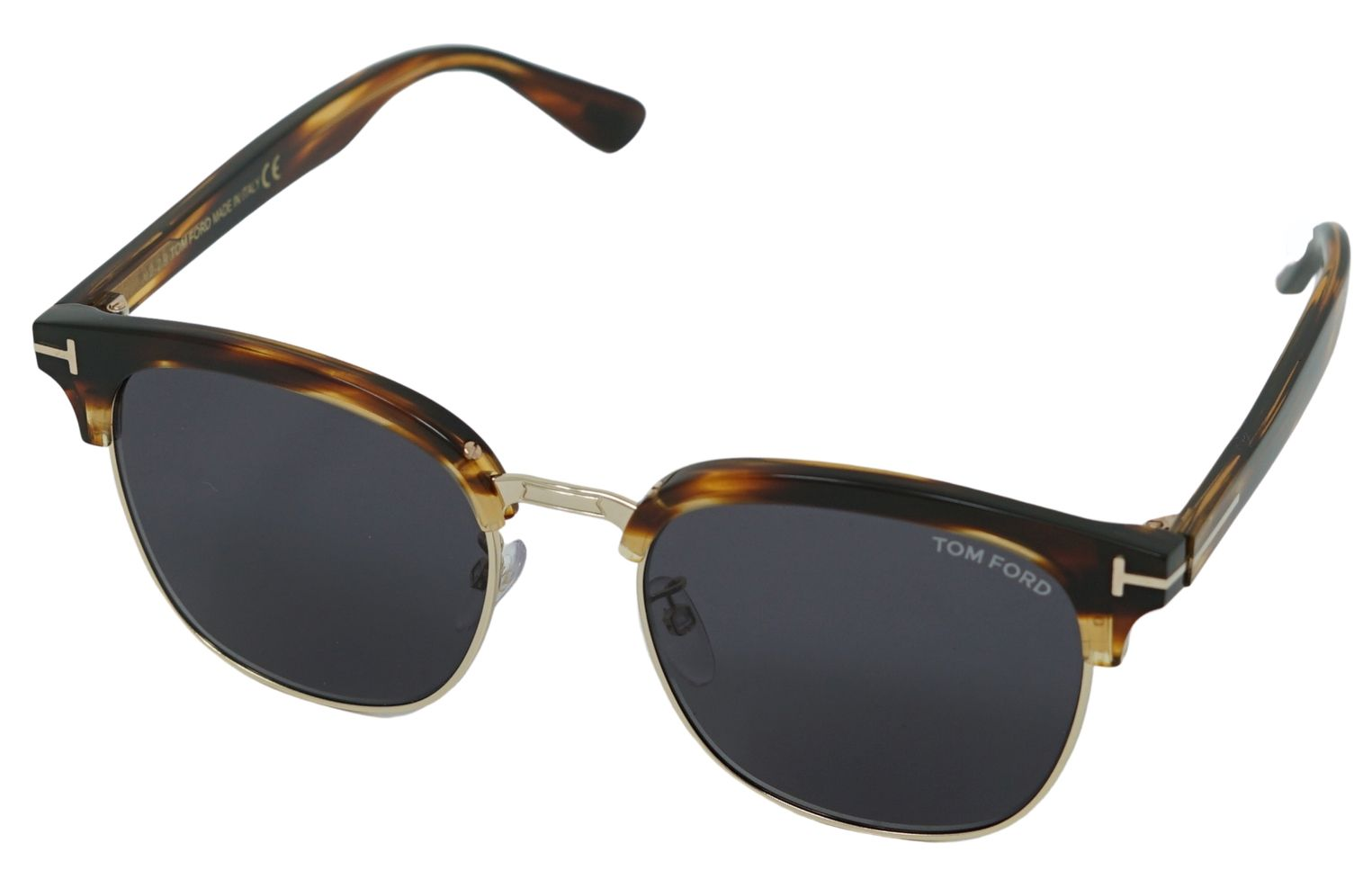 Tom Ford Asian Fit Sunglasses FT0544-K 50A