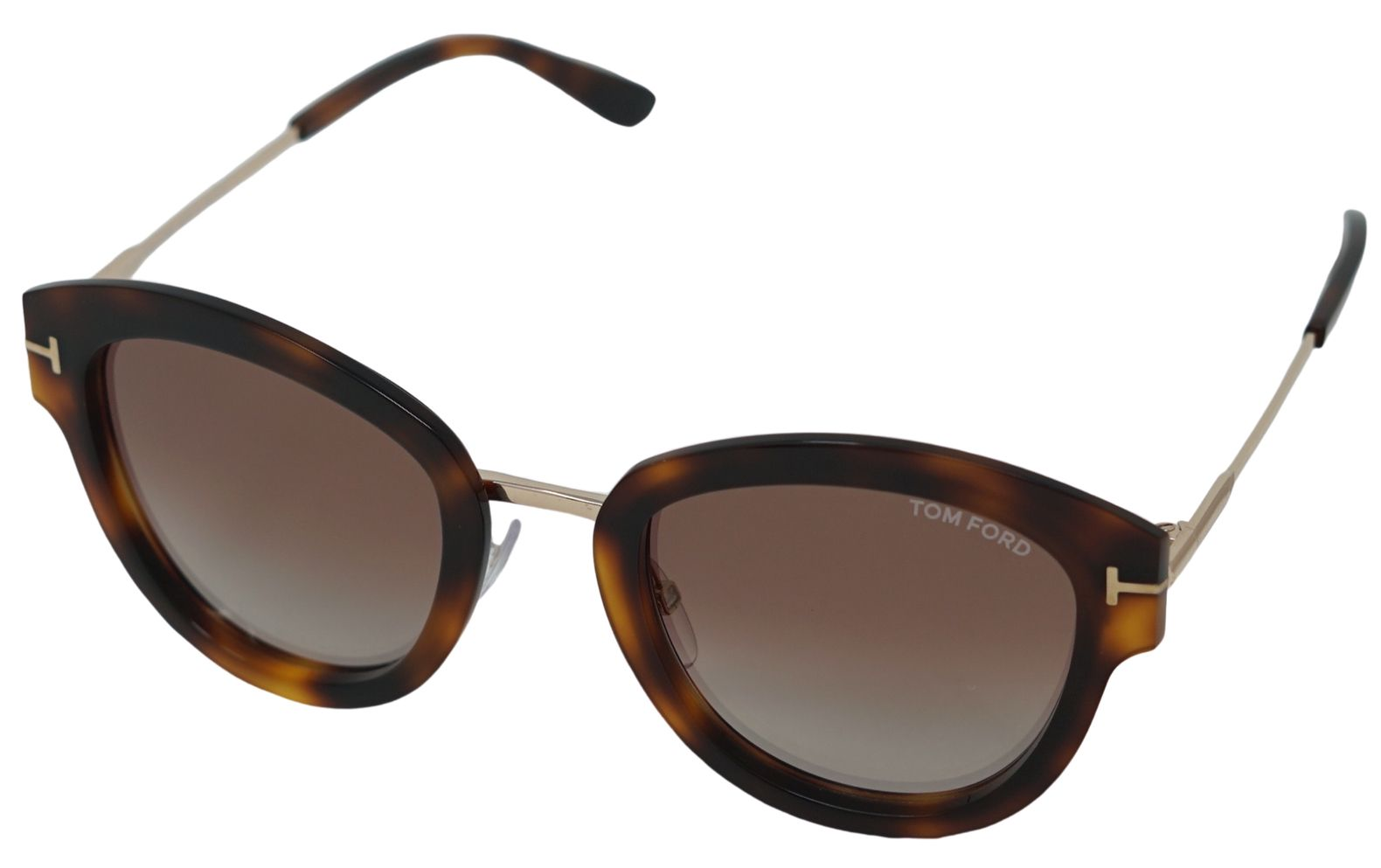 Tom Ford Mia Sunglasses FT0574 52G