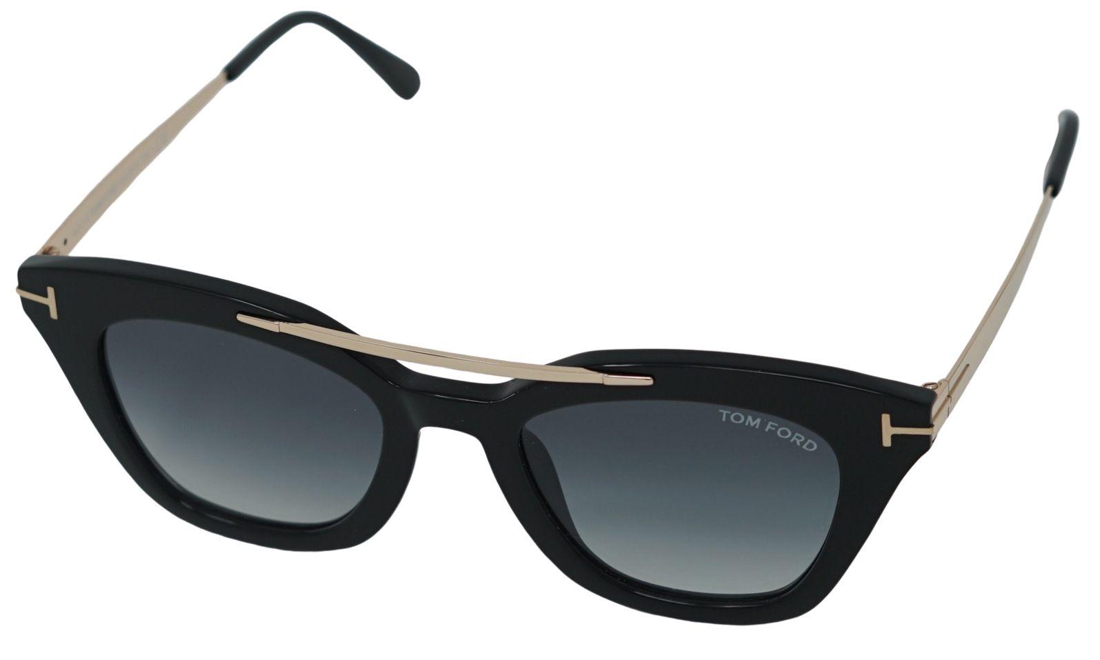 Tom Ford Anna Sunglasses FT0575 01B