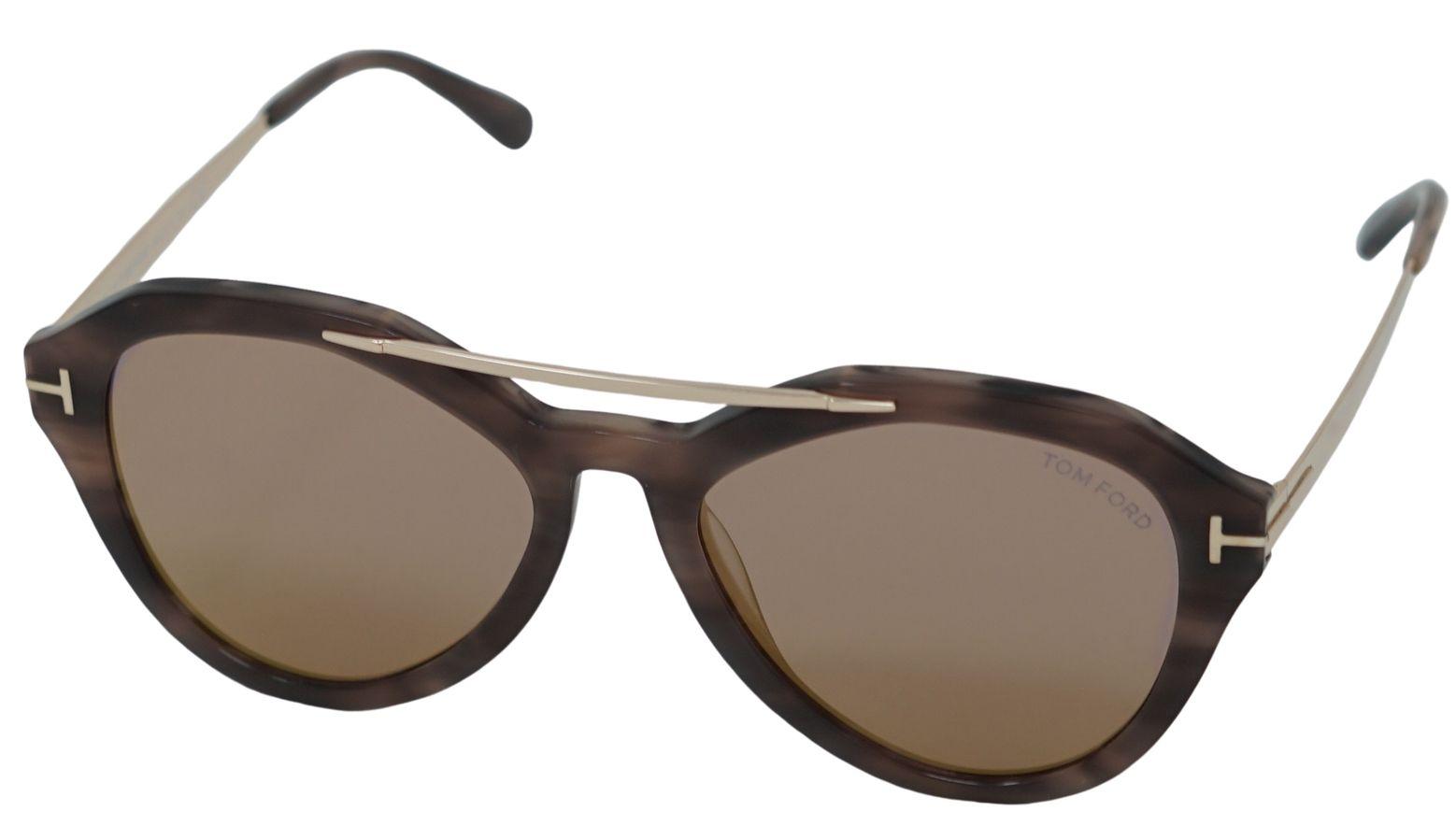 Tom Ford Lisa Sunglasses FT0576 55Z