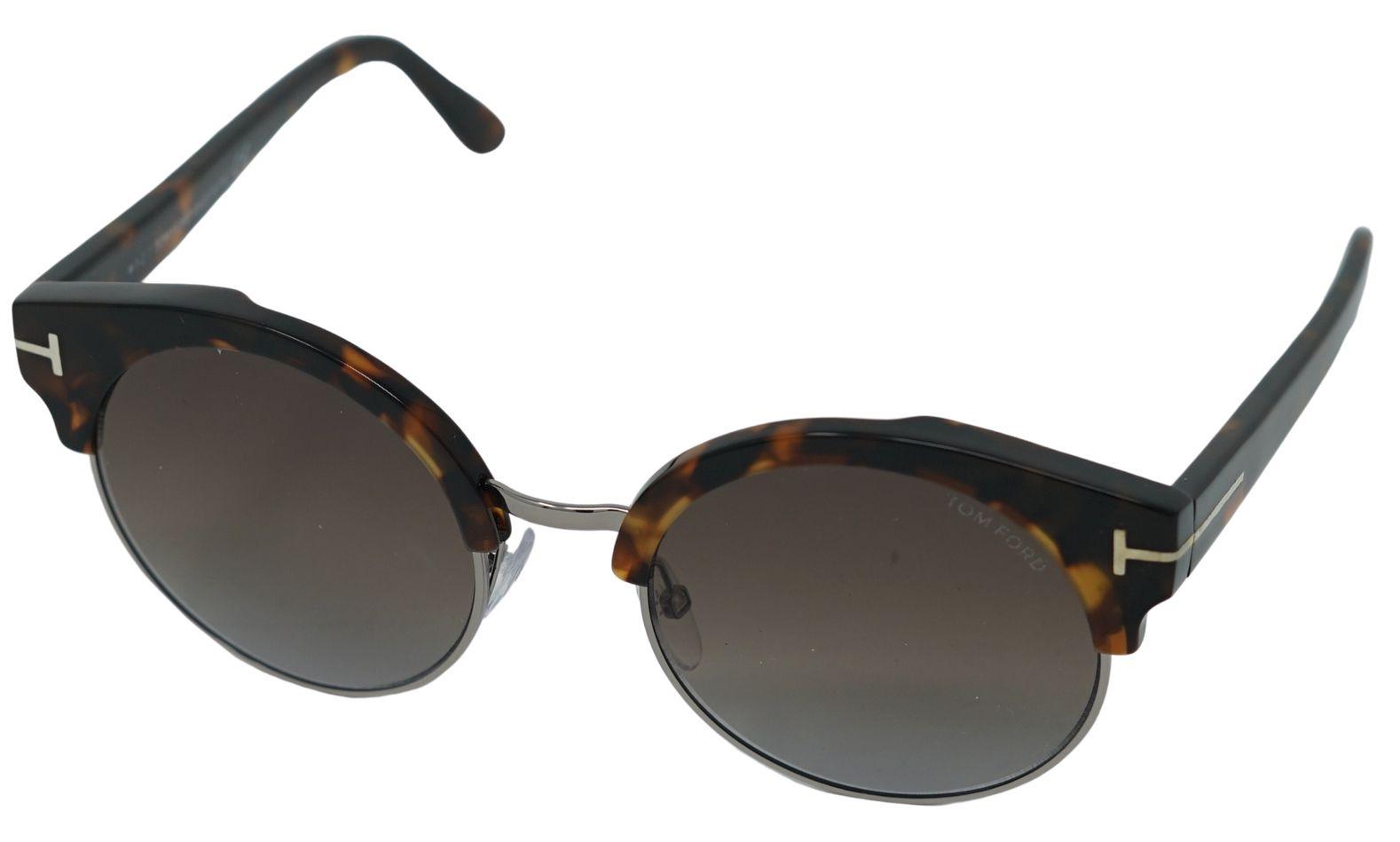 Tom Ford Alissa Sunglasses FT0608 55Z
