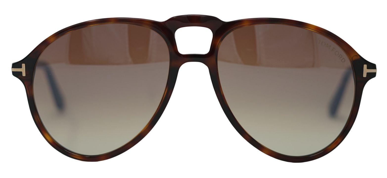 Tom Ford Lennon Sunglasses FT0645 52G