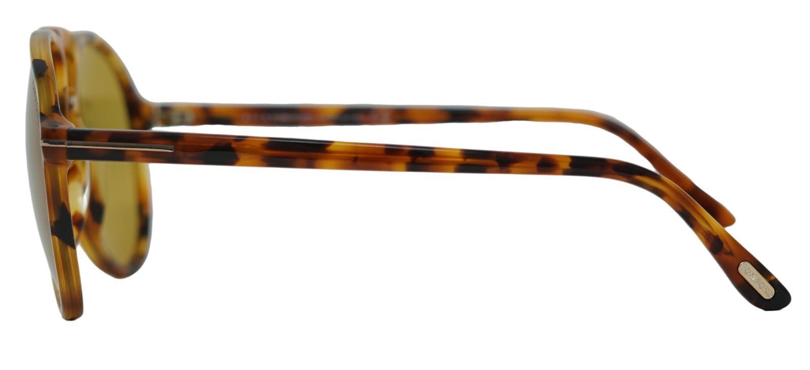 Tom Ford Lennon Sunglasses FT0645 55E