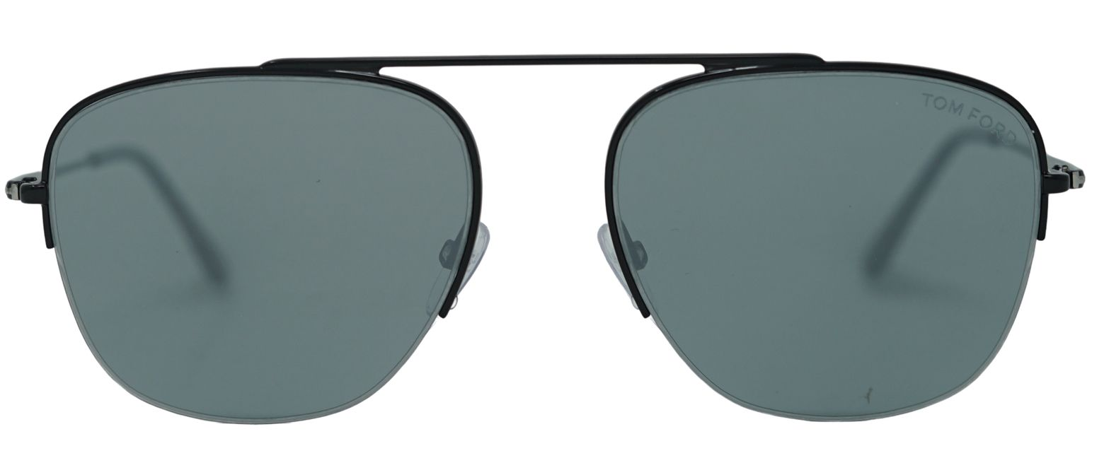 Tom Ford Abott Sunglasses FT0667 01C