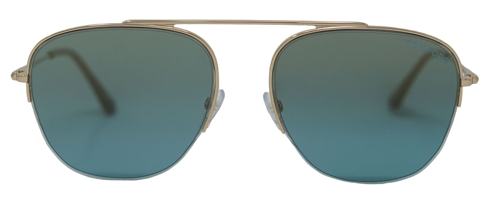 Tom Ford Abott Sunglasses FT0667 28X