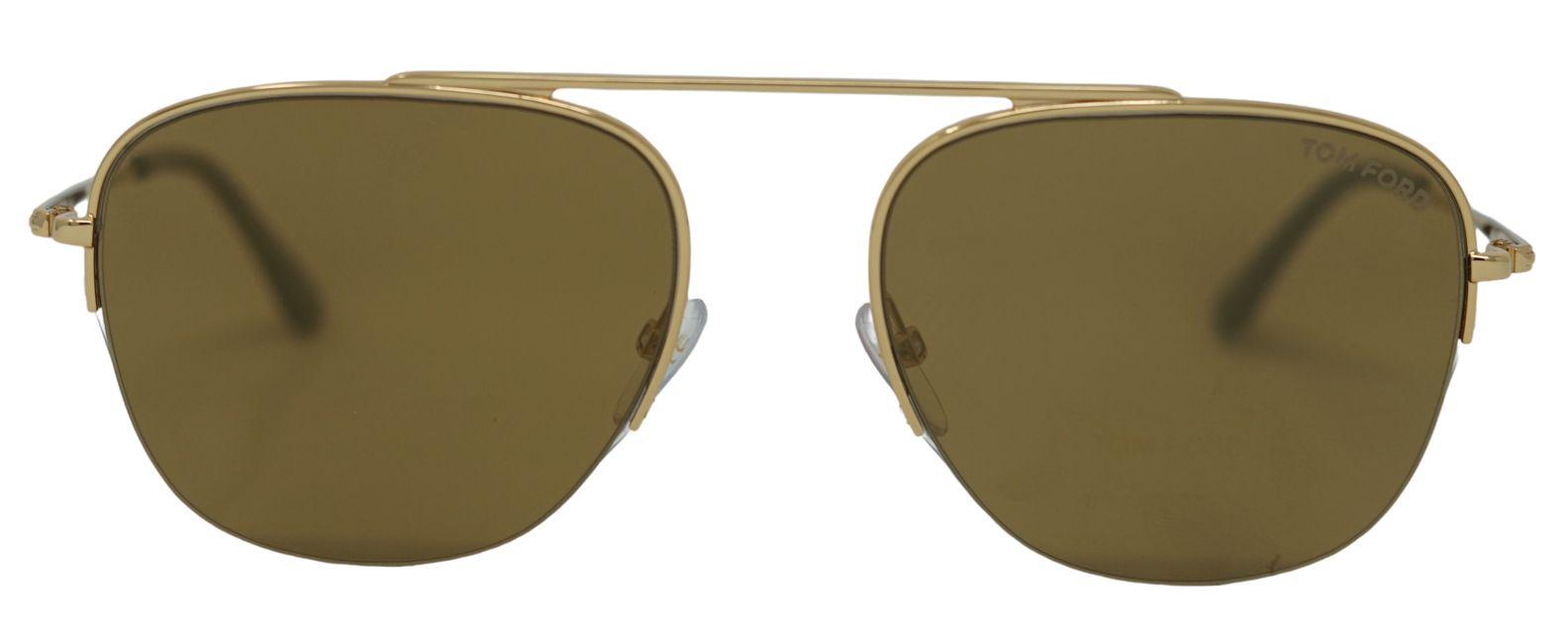 Tom Ford Abott Sunglasses FT0667 30G
