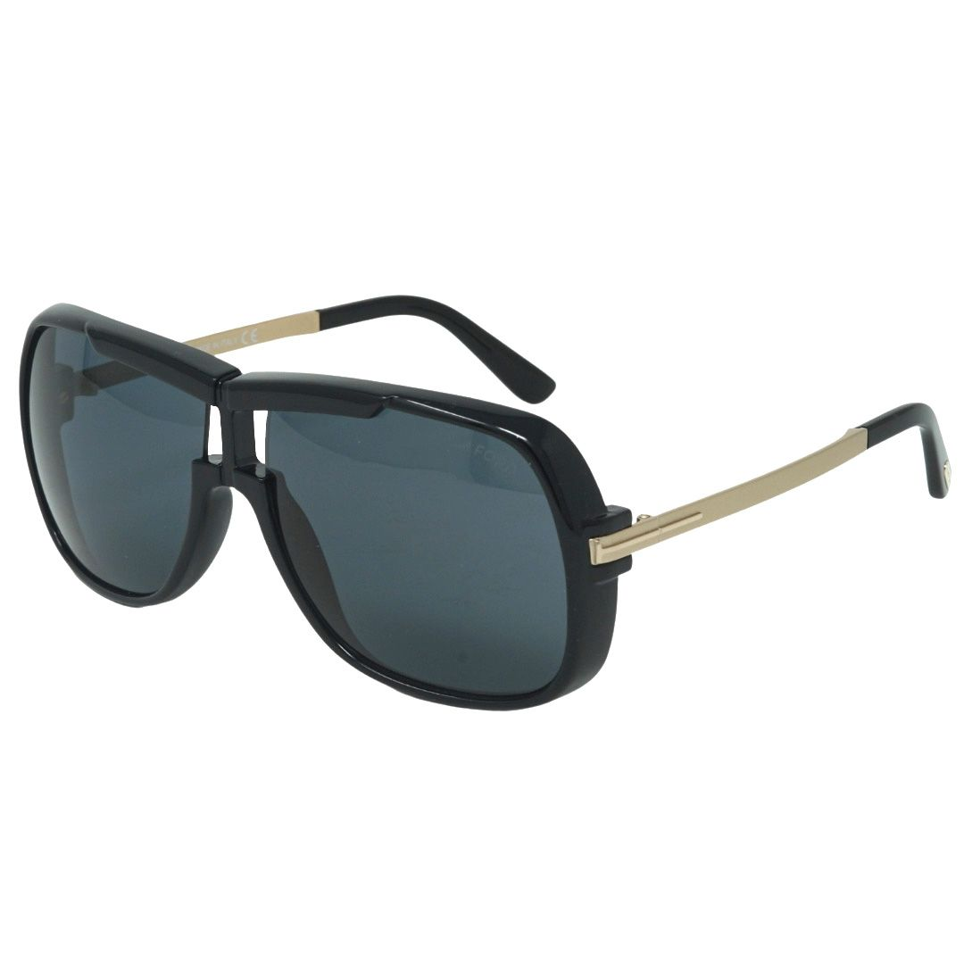 Tom Ford Caine FT0800 01A Sunglasses