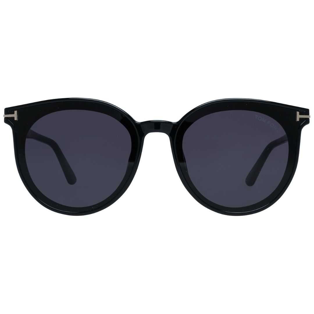 Tom Ford FT0807-K 01A Asian Fit Sunglasses