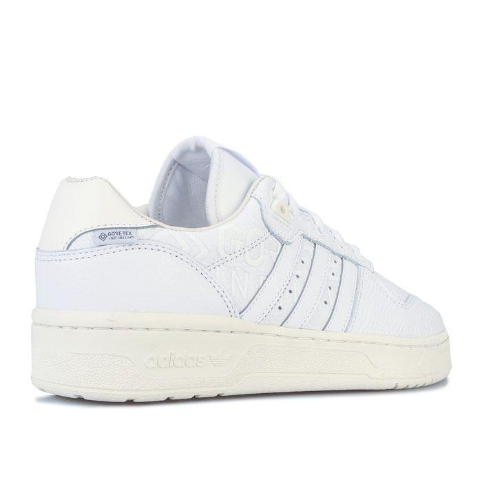 Men's adidas Originals RIVALRY LOW in White