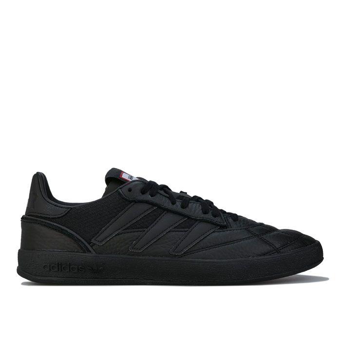 Men's adidas Originals Sobakov P94 Trainers in Black