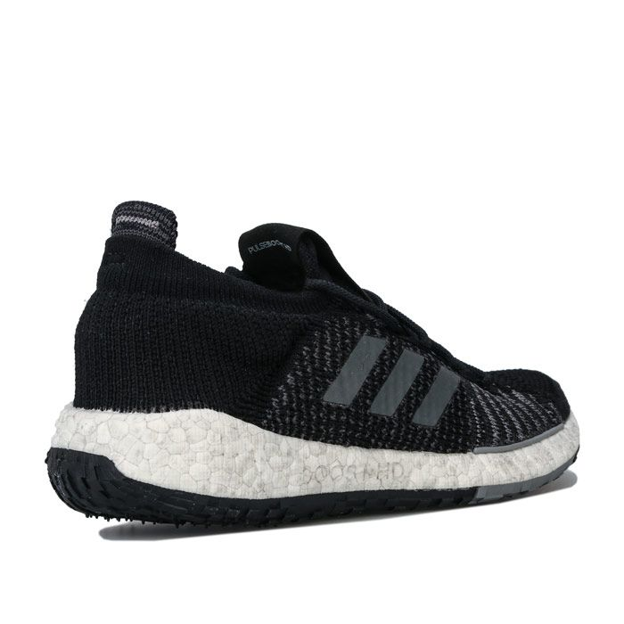 Women's adidas Pulseboost HD Running Shoes in Black Grey