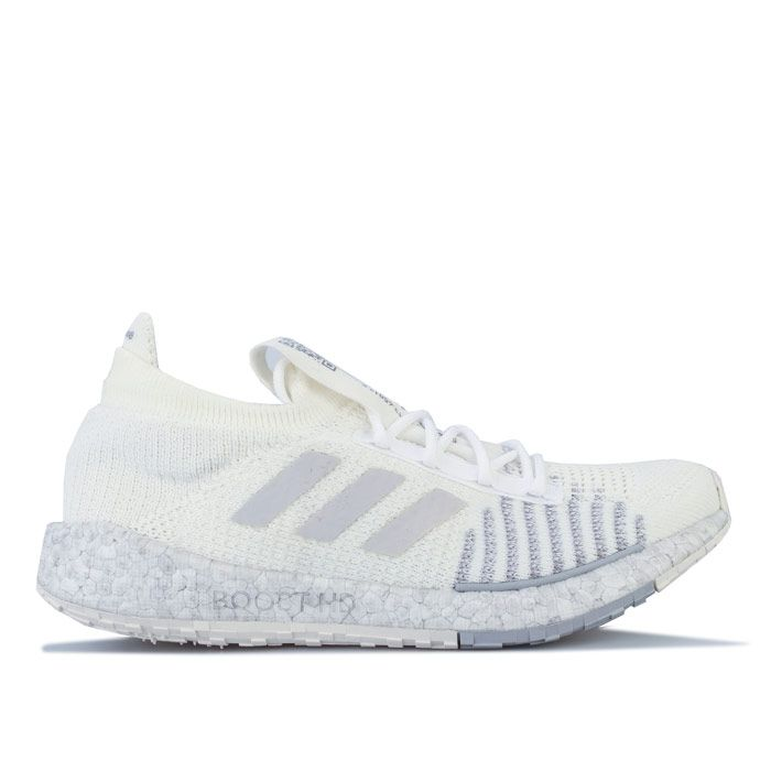 Women's adidas Pulseboost HD Running Shoes in Off White