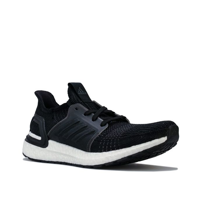 Women's adidas UltraBOOST 19 Running Shoes in Black
