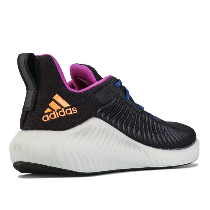 adidas Alphabounce Plus Run EM Running Shoes in Black