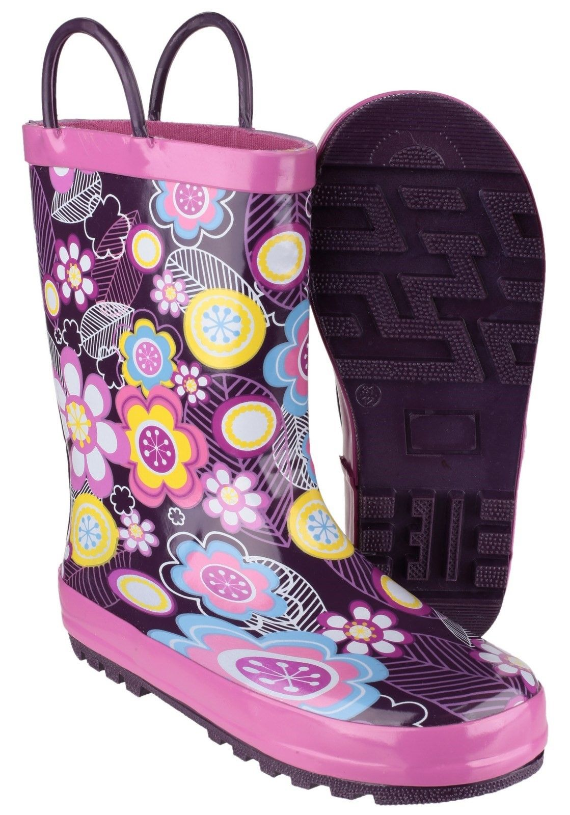 Puddle Waterproof Pull On Boot