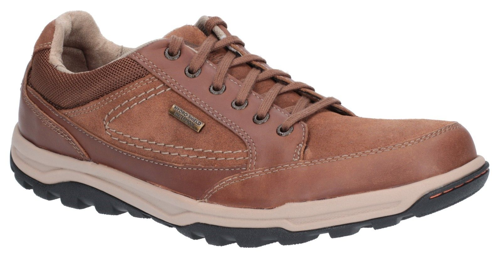 Trail Technique Waterproof Lace up Chukka Boot