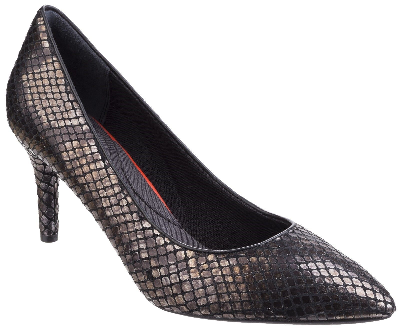Total Motion Point Toe Stiletto Shoe