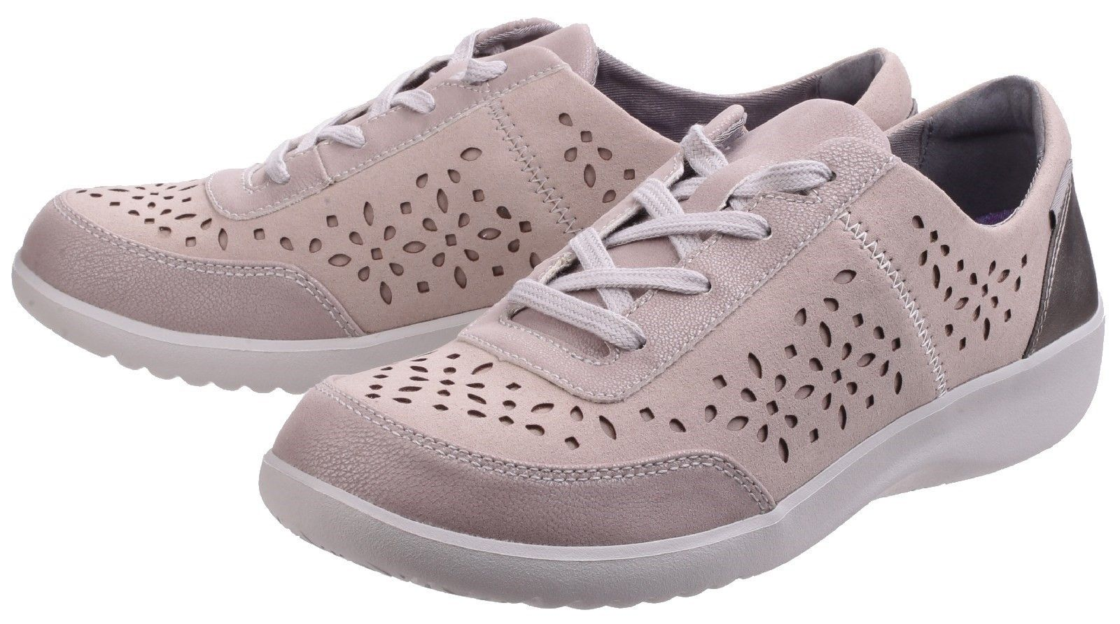 Emalyn Lace Up Trainer
