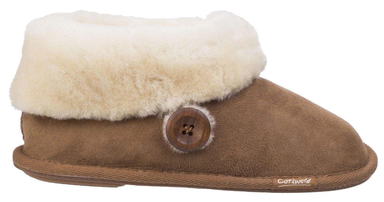 Wotton Sheepskin Bootie