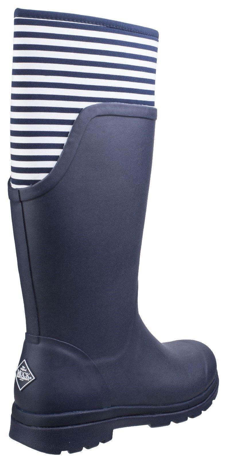 Cambridge Tall Versatile Premium Rain Boot