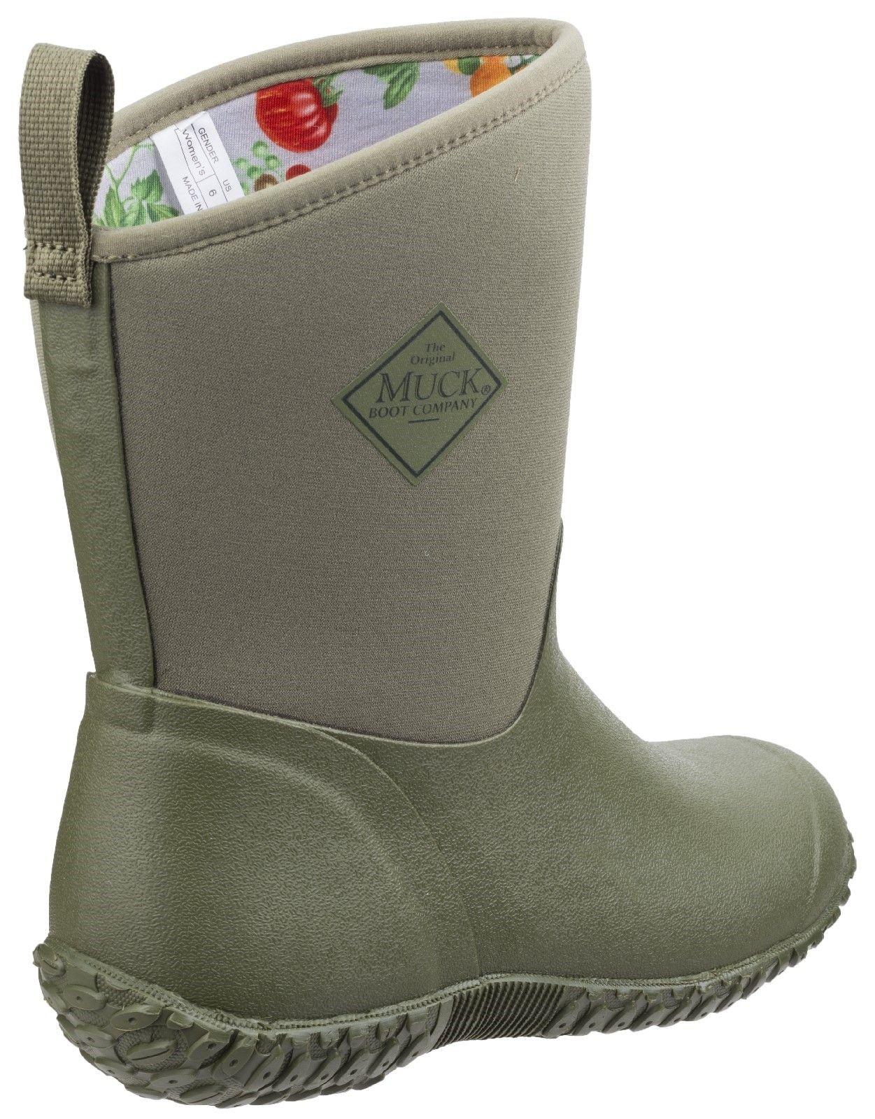 Muckster II Mid RHS Print Gardening Shoe
