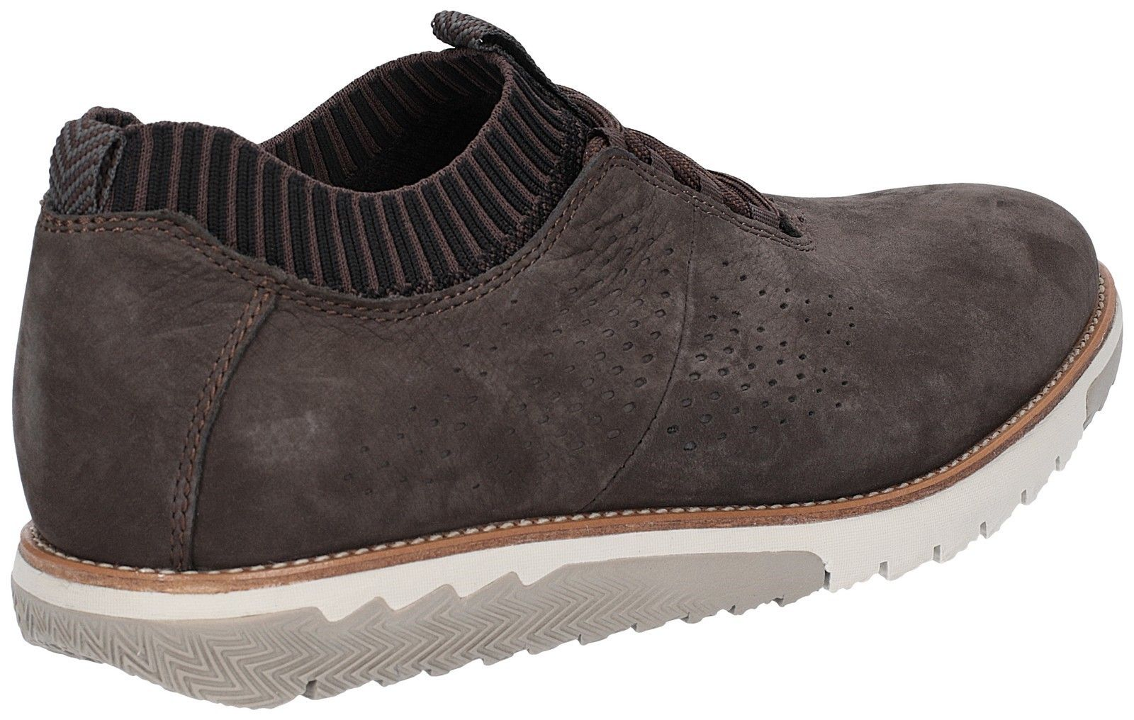 Expert Knit Oxford Lace Up Trainer