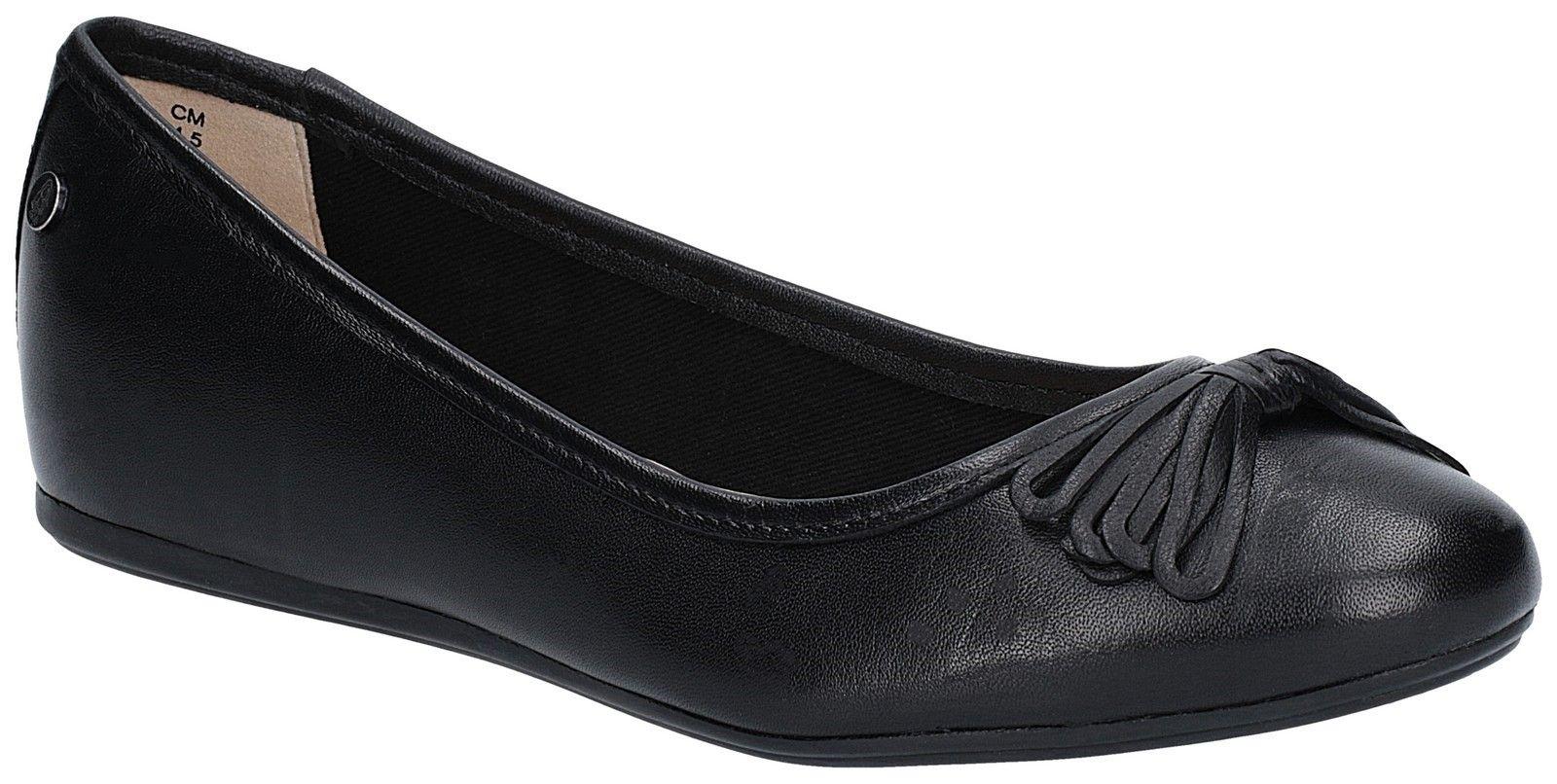 Heather Bow Ballet Shoe