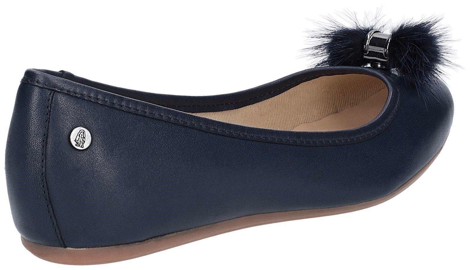 Heather Puff Ballet Shoe