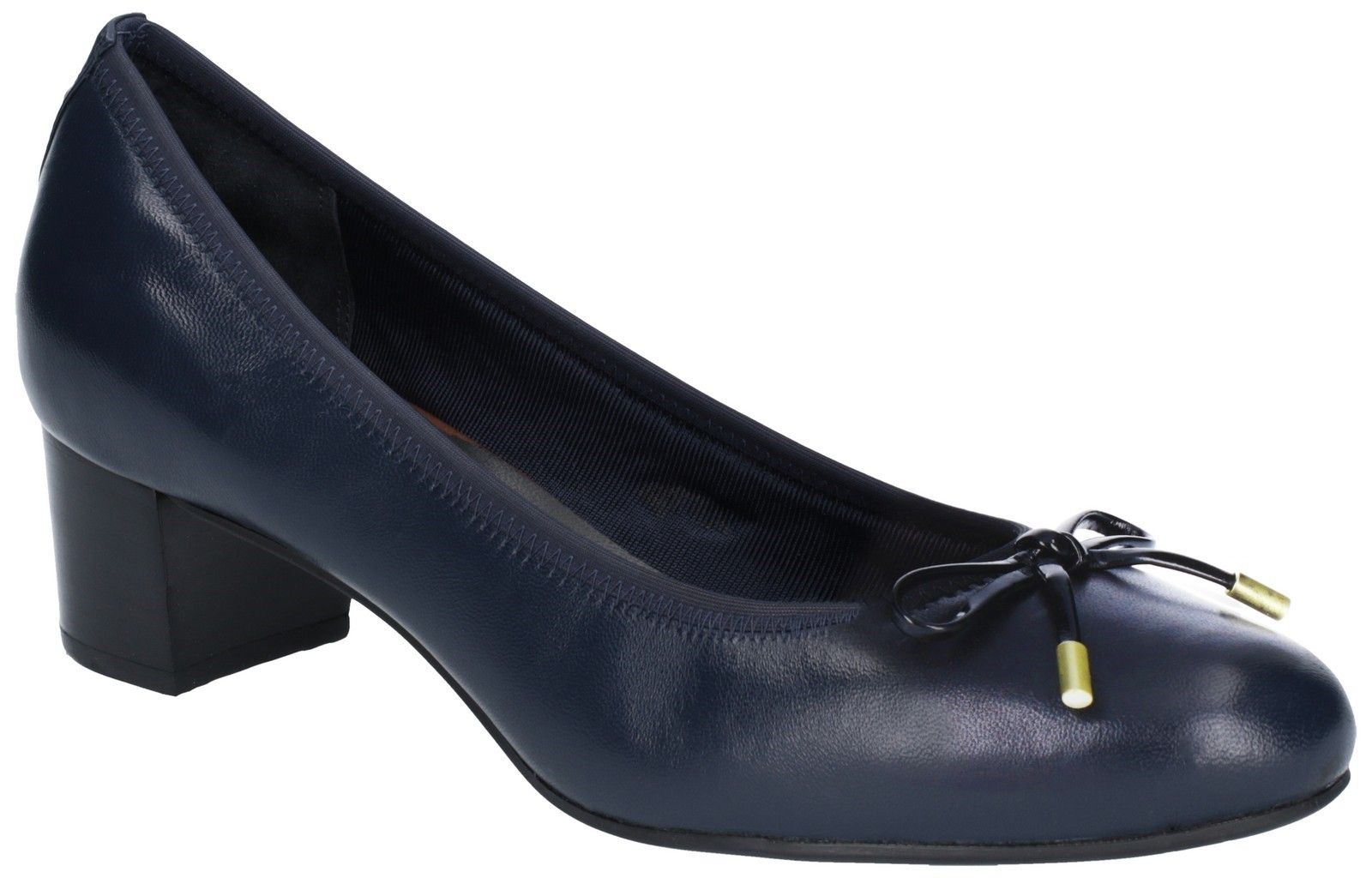 Total Motion Gitty Luxe Bow Shoe
