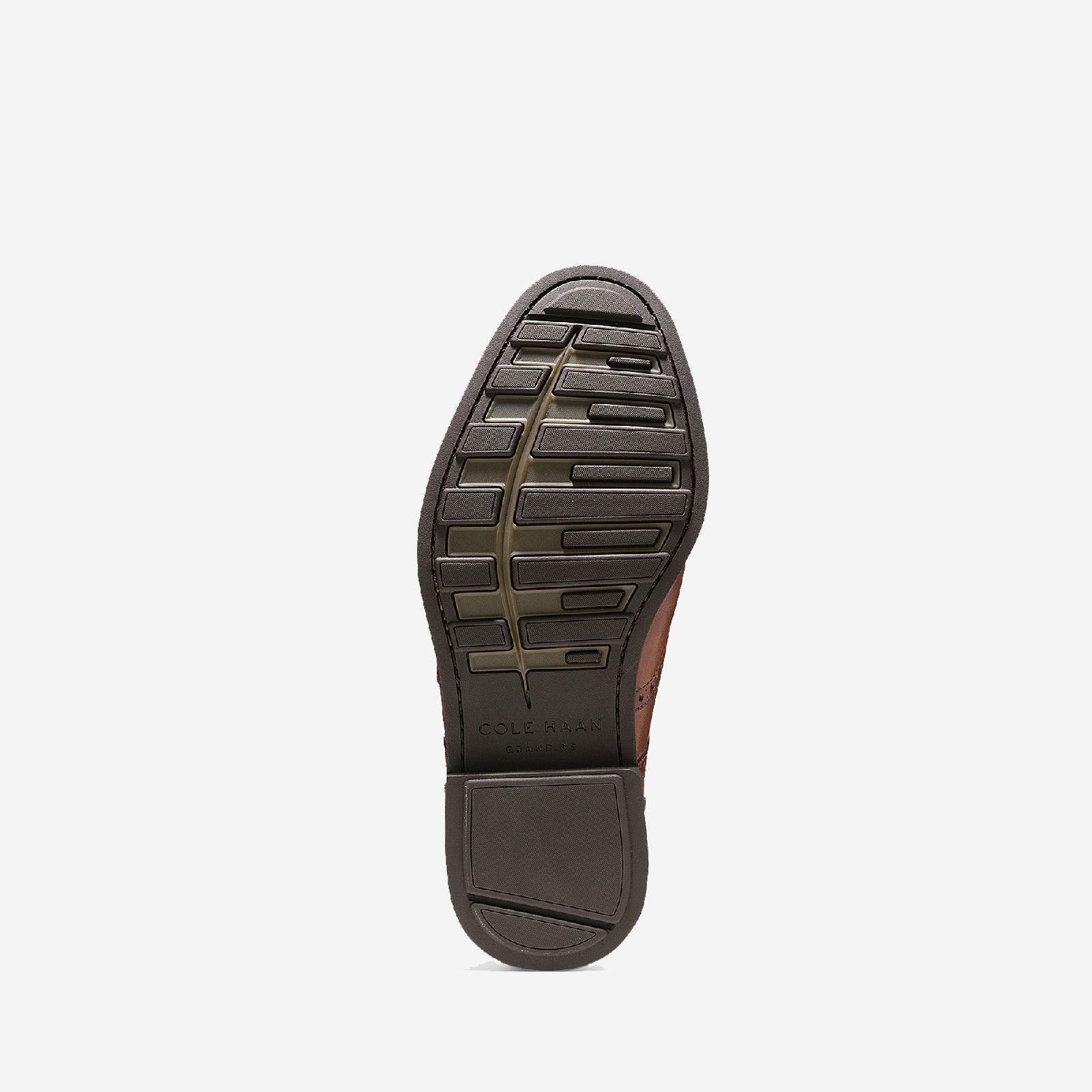 Jefferson Grand Wingtip Oxford Shoe