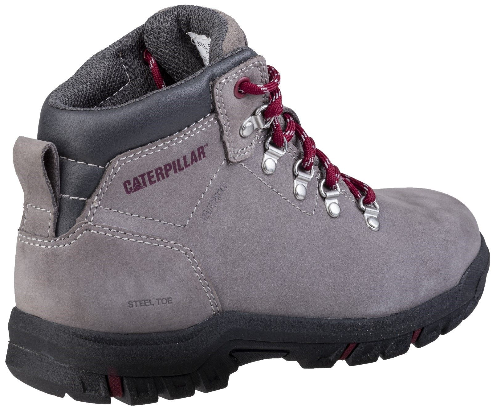 Mae Lace Up Safety Boot