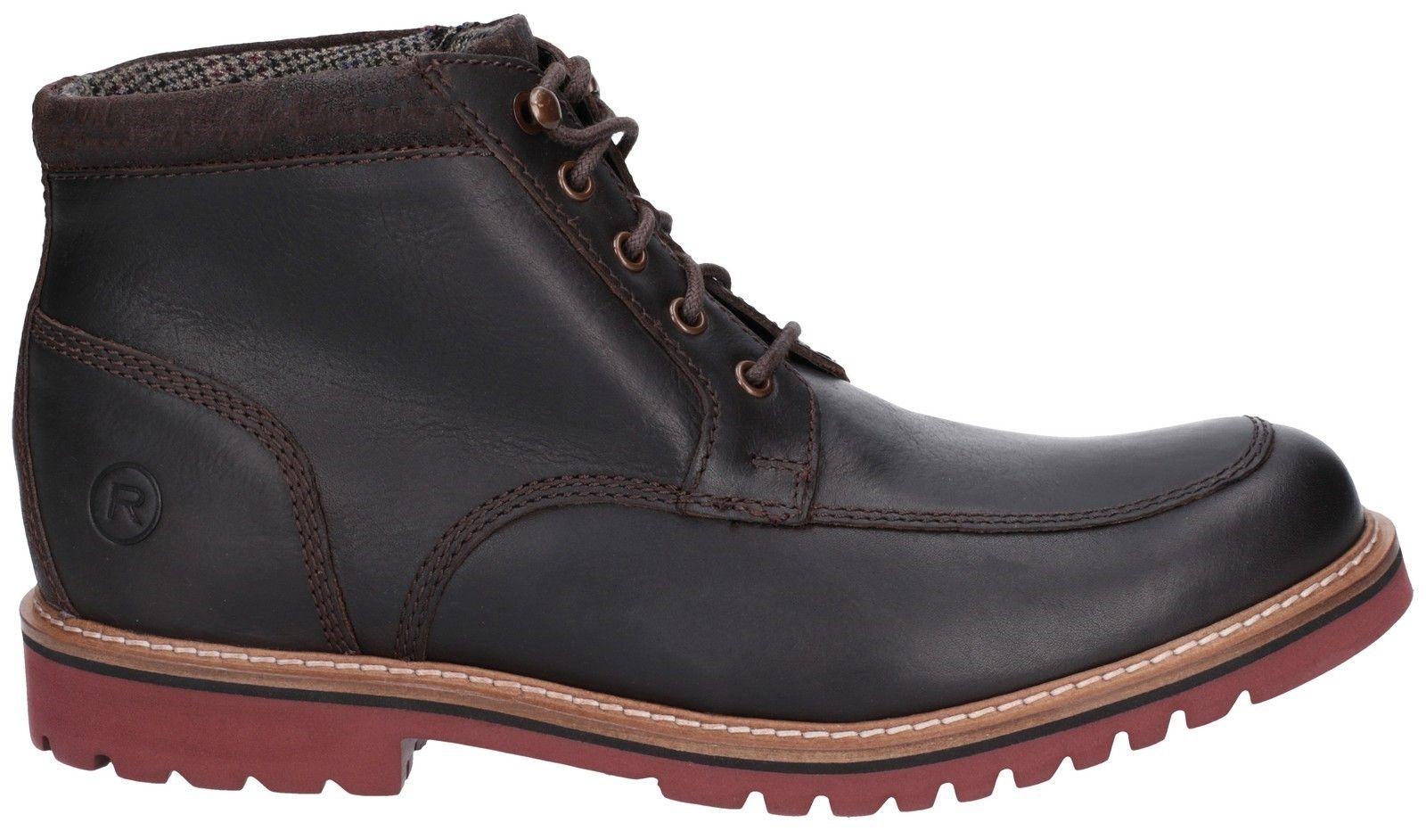 Marshall Rugged Moccasin Toe Shoe
