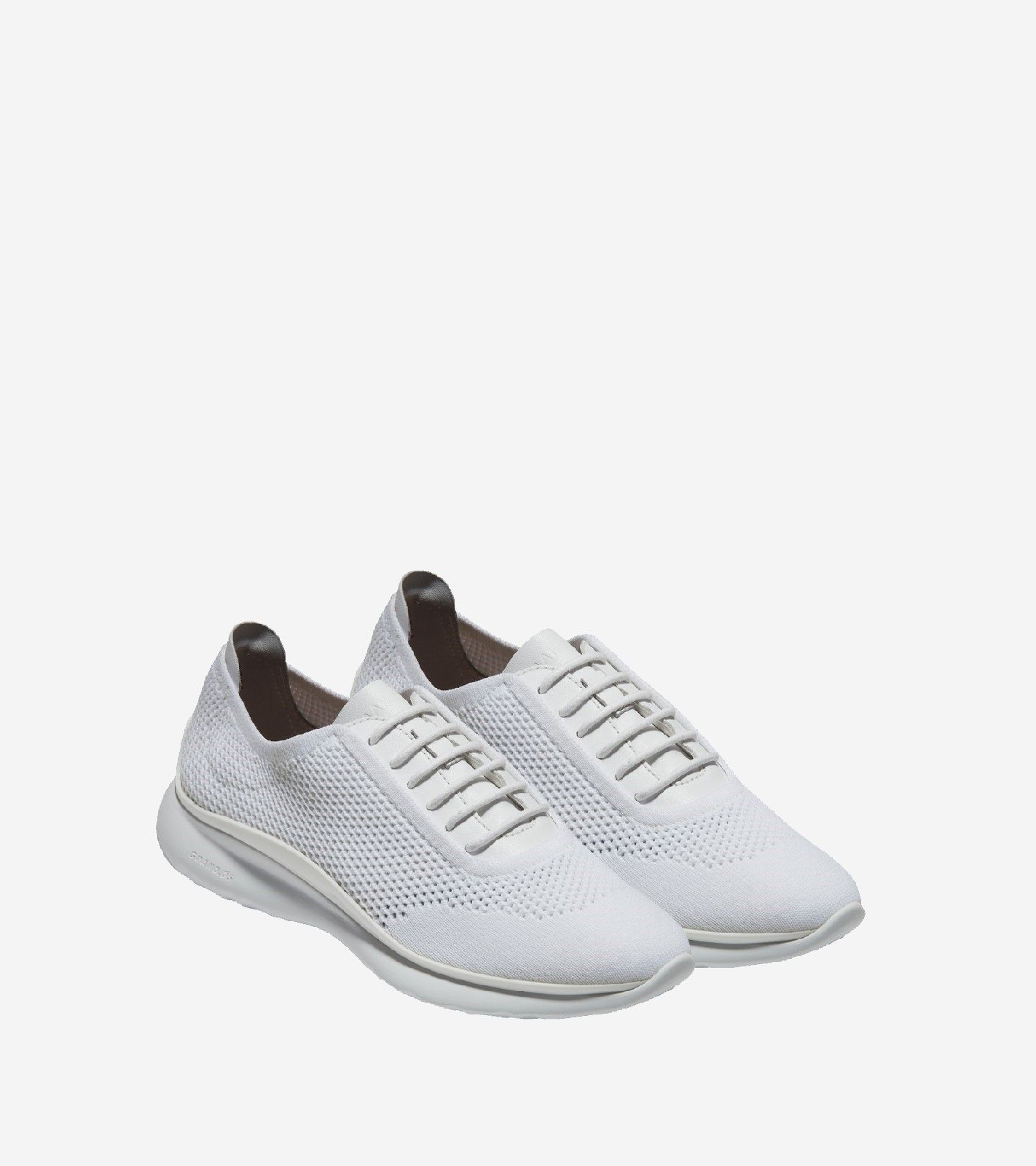 3.ZEROGRAND Stitchlite Oxford Lace Up Shoe