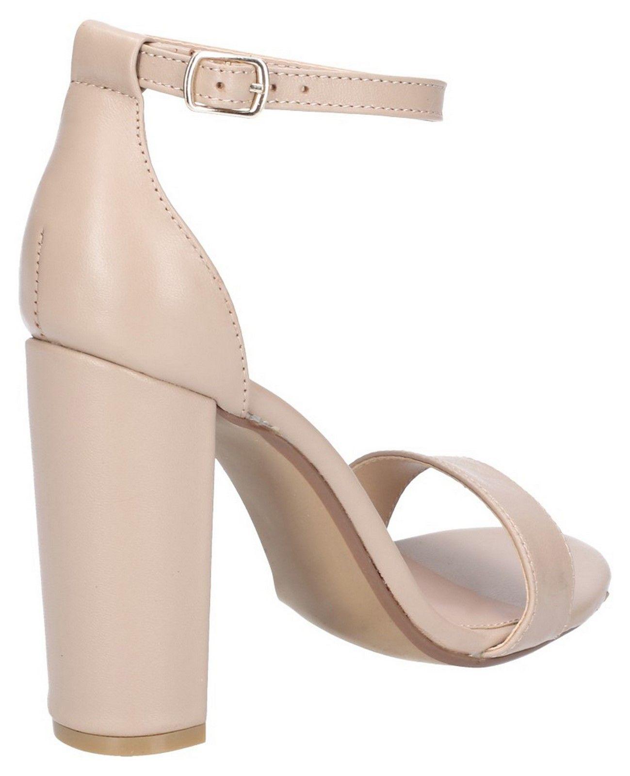 Carrson Chunky heel Sandal
