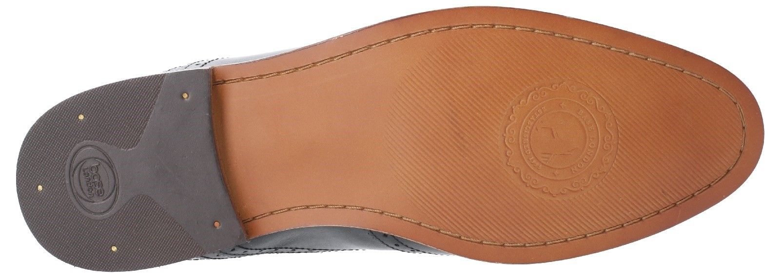 Focus Waxy Lace Up Brogue Shoe