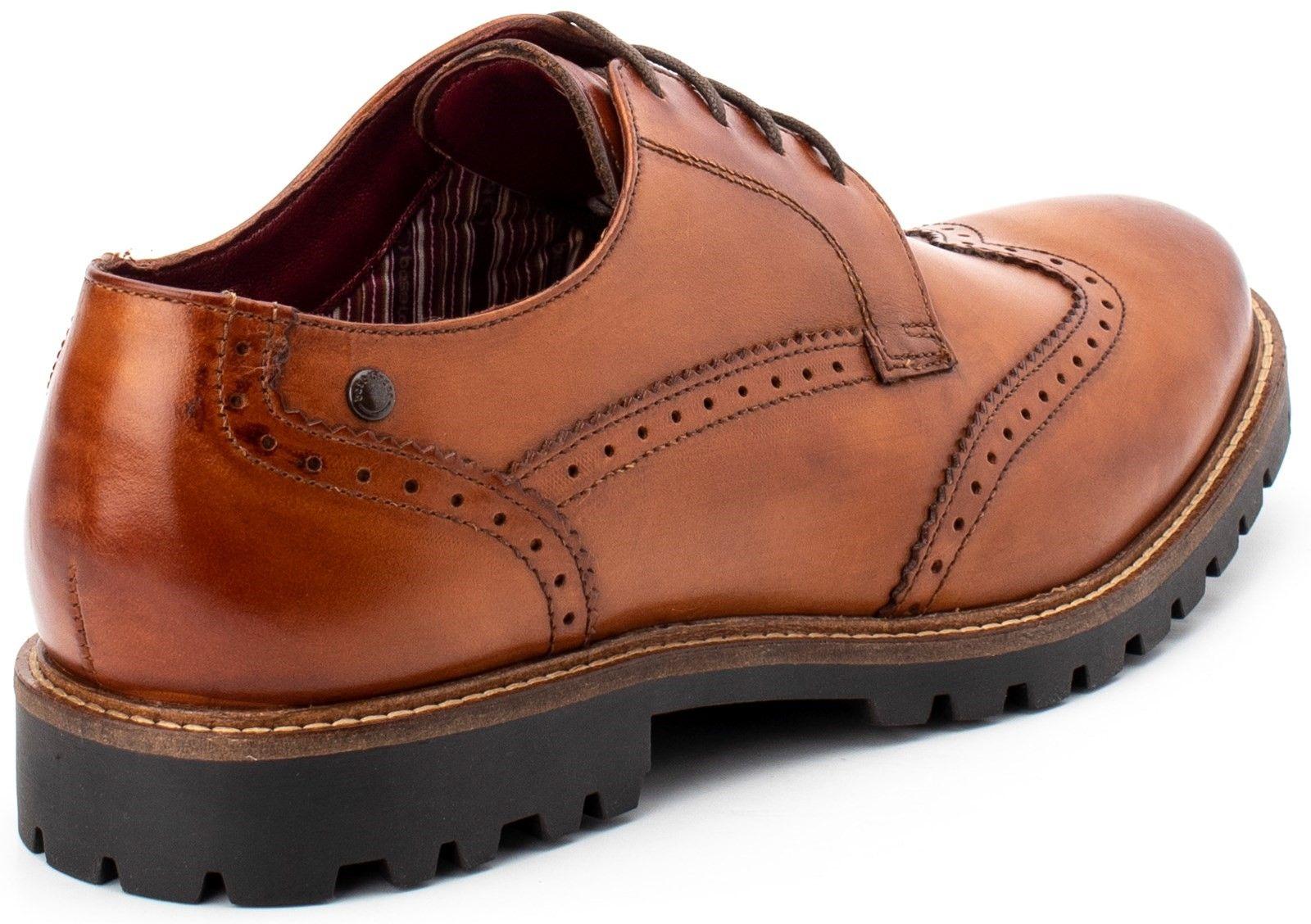 Grundy Washed Lace Up Shoe