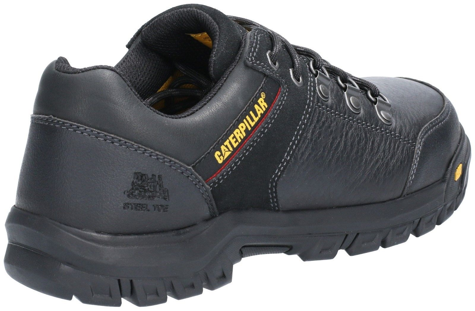 Extension Lace Up Safety Shoe