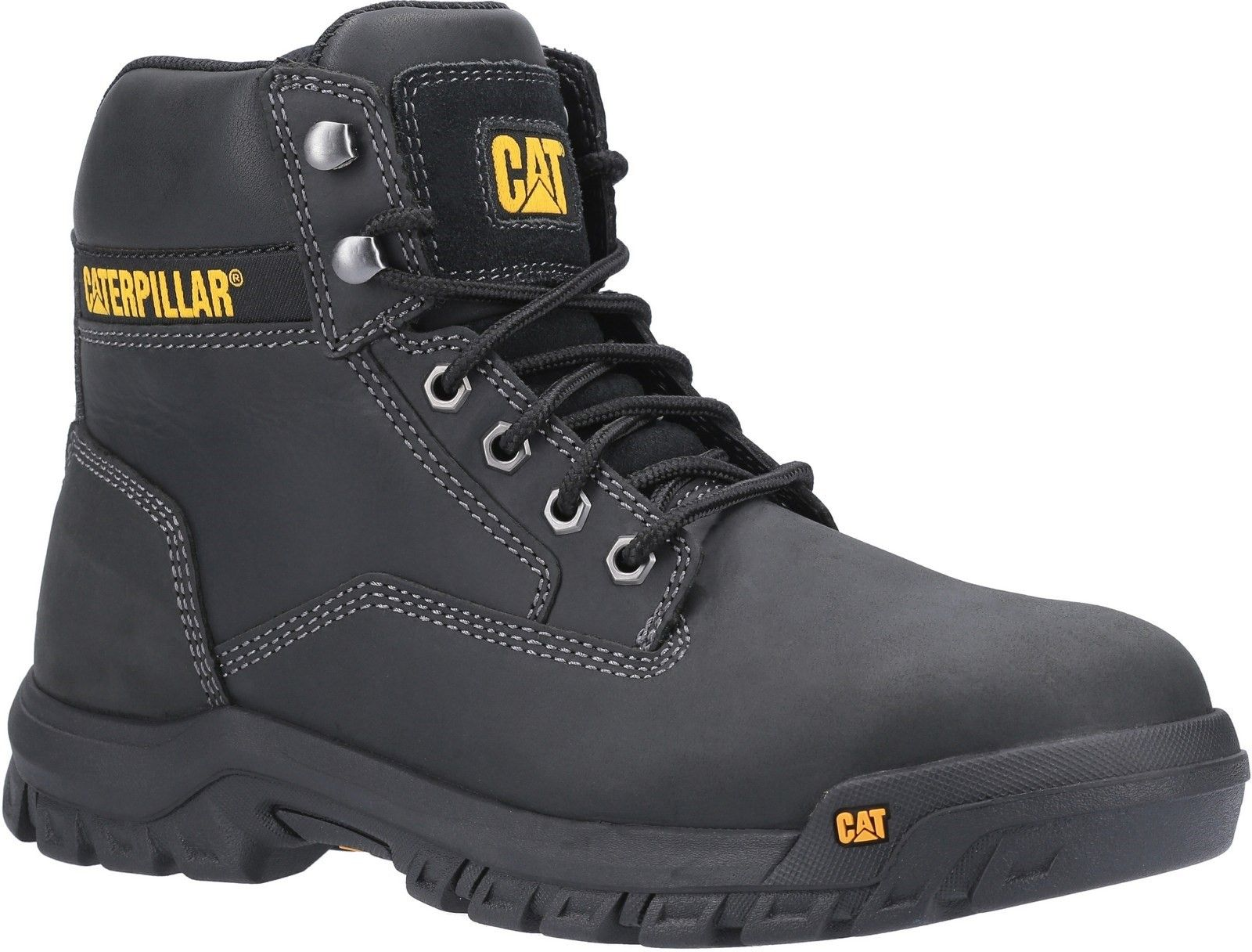 Median S3 Lace Up Safety Boot