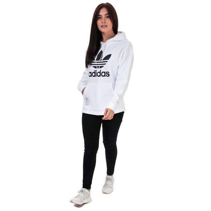 Women's adidas Originals Hoody in White