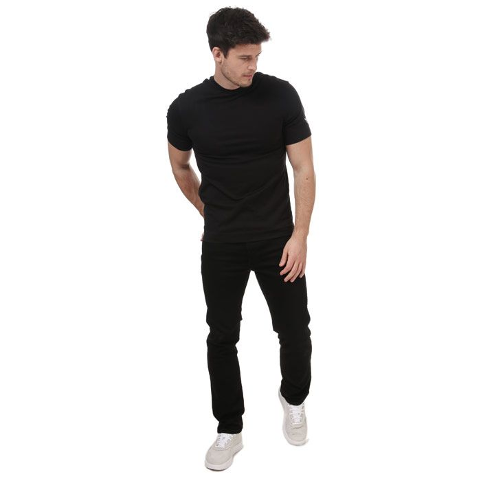 Men's Y-3 CH2 Graphic T-Shirt in Black