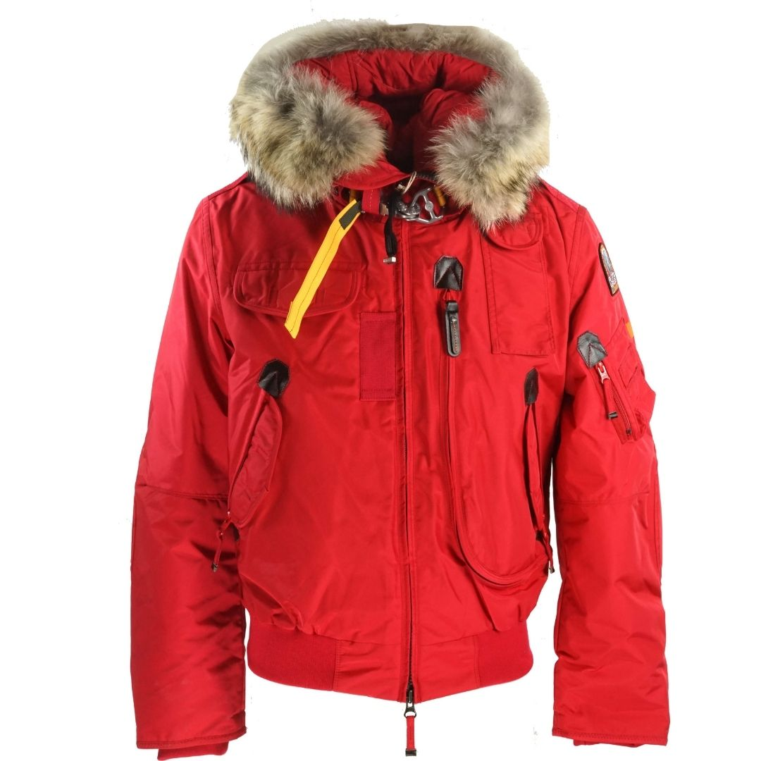 Parajumpers Gobi Scarlet Down Jacket