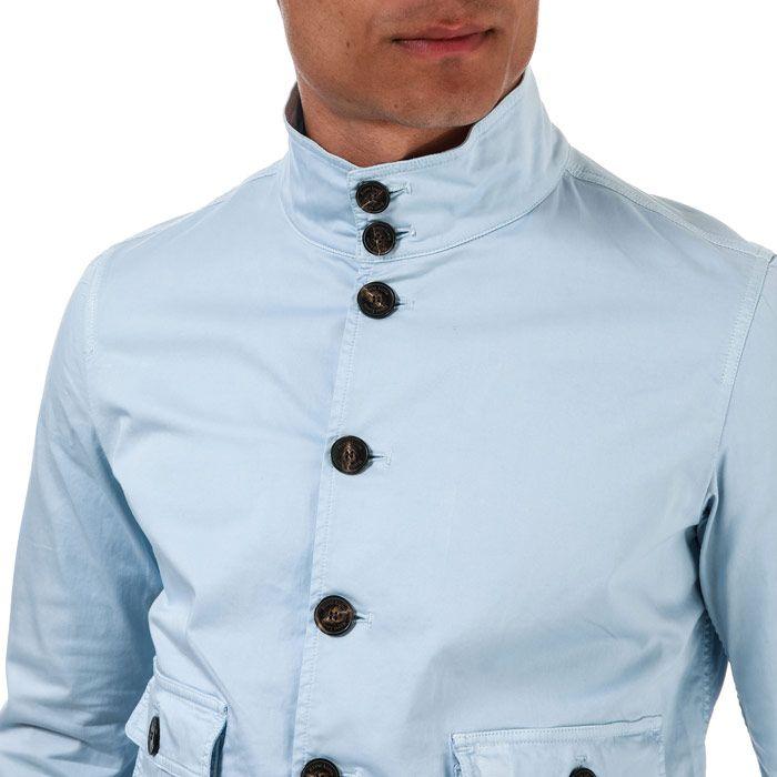 Men's Henri Lloyd Vessel Jacket in Mint