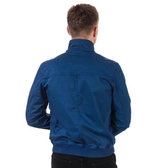 Men's Henri Lloyd Vessel Jacket in Indigo