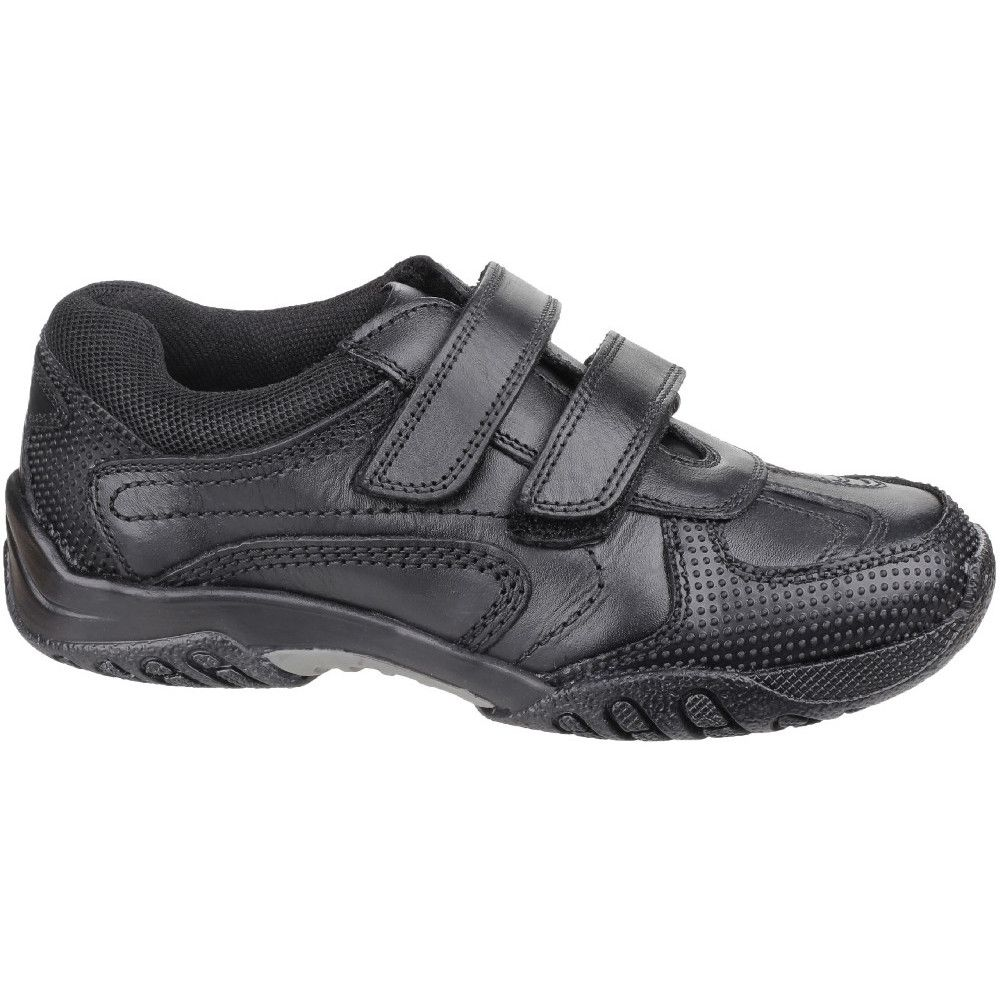Hush Puppies Boys Jezza Junior Durable Padded Casual Comfort Shoes