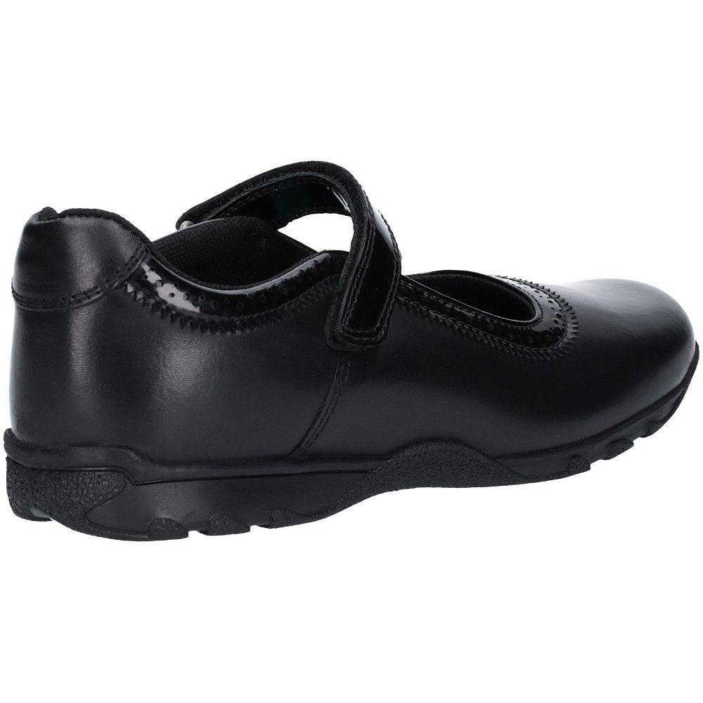 Hush Puppies Girls Bessy Senior Mary Jane School Shoes