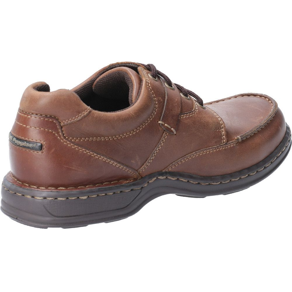 Hush Puppies Mens Randall II Laced Leather Shoe Oxford Shoes