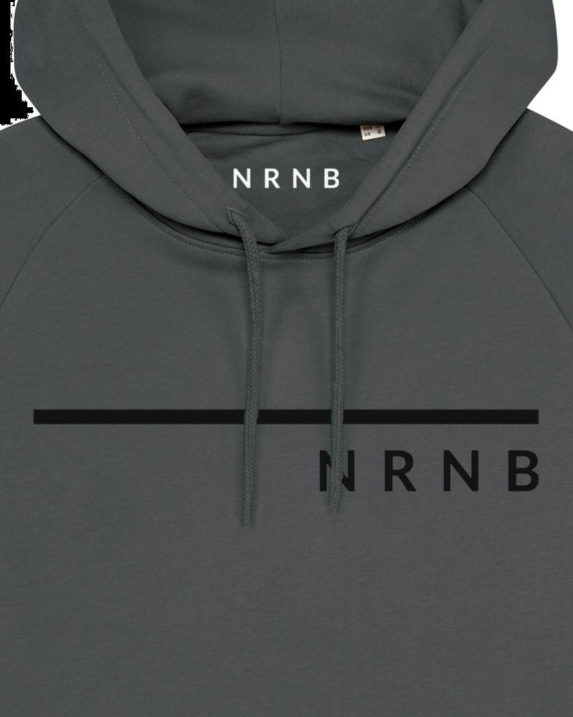 Overline Organic Hooded Sweatshirt