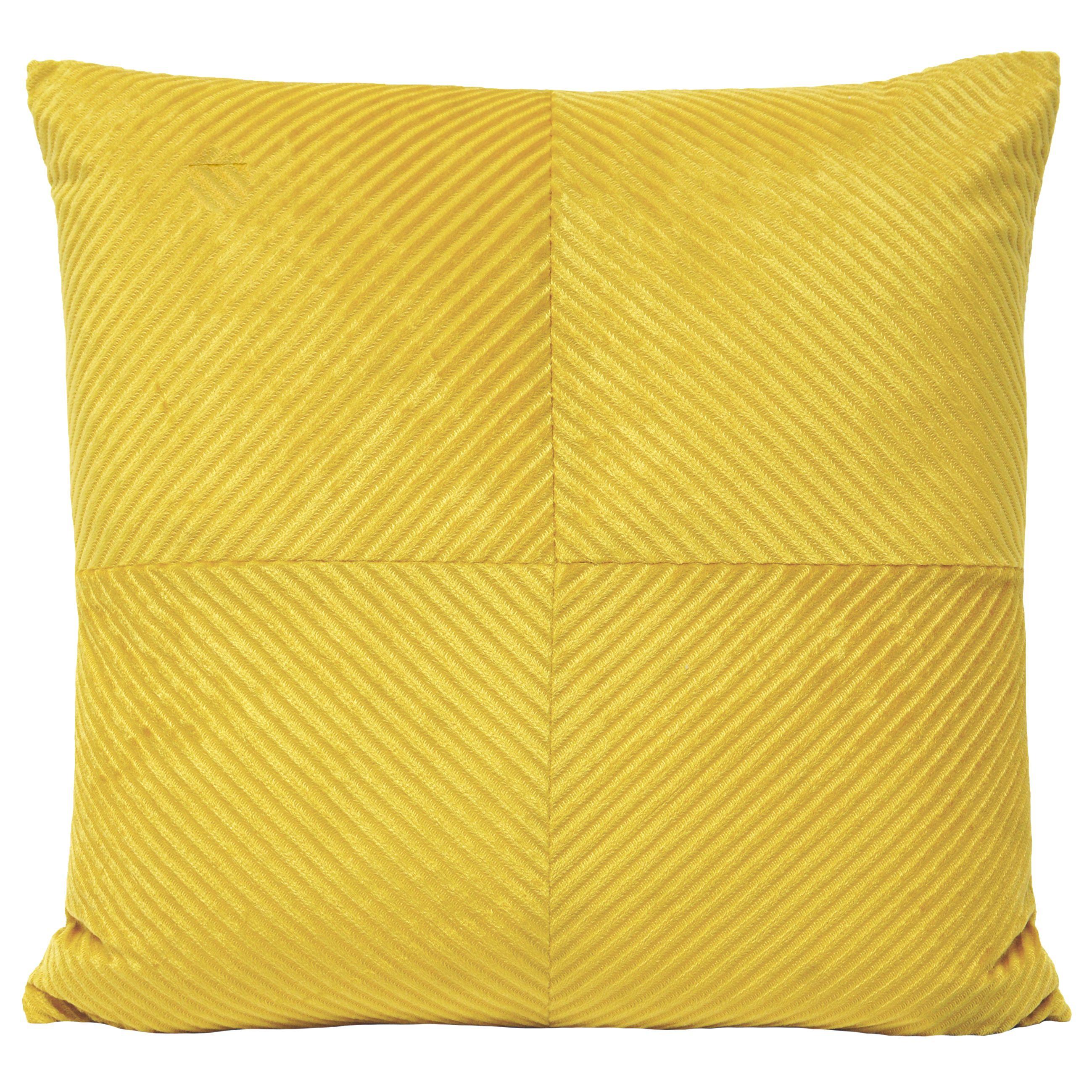 Infinity 55X55 Poly Cushion Honey