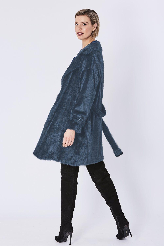 Jayley Faux Fur Coat