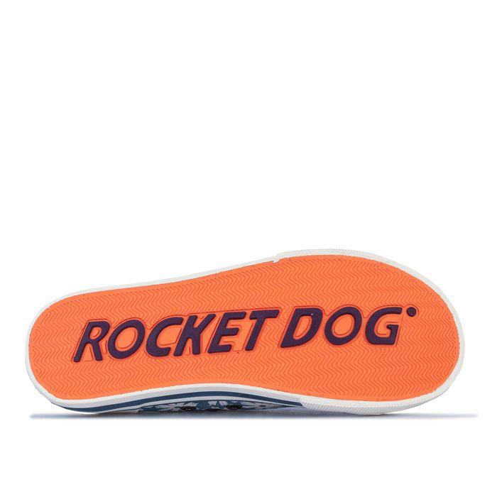 Women's Rocket Dog Jazzin Pansy Pumps in Light Blue